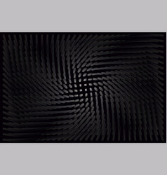abstract dark background geometric pattern vector image