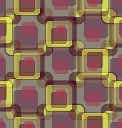 Colored squares abstraction vector image