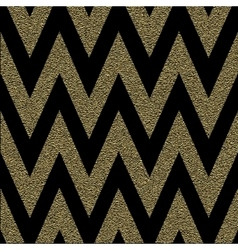 Pattern in zigzag vector image