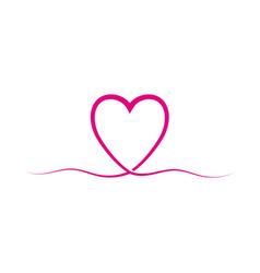 Beauty love design vector