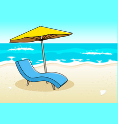 time to relax vector image