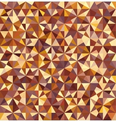 Triangle Seamless Abstract Background vector image