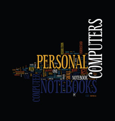 electronic notebooks why businessness need them vector image