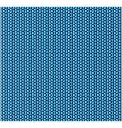 Blue honeycomb vector
