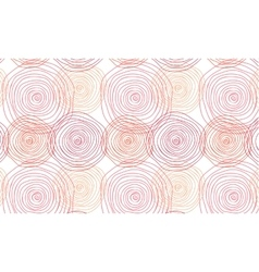 seamless ornament with spiral vector image vector image