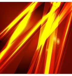 Shiny eps10 background vector image vector image