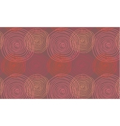 seamless ornament with spiral vector image