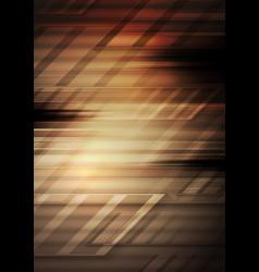 dark grunge geometric abstract background vector image