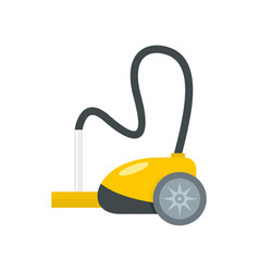 german vacuum cleaner icon flat style vector image