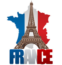country france vector image