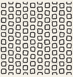 Hand drawn style ethnic seamless pattern abstract vector