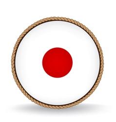 Japan seal vector