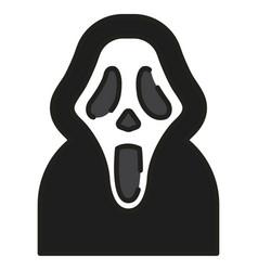 Scream linecolor vector