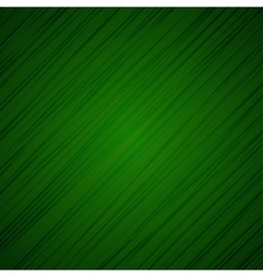 green banded background vector image
