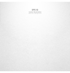 Texture of white paper vector image