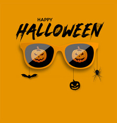 Halloween for day 2019 composed vector
