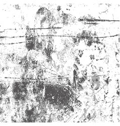 transparent gray grunge texture black blots noise vector image