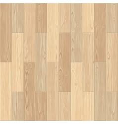 Lightl Parquet Seamless Floor Pattern vector image
