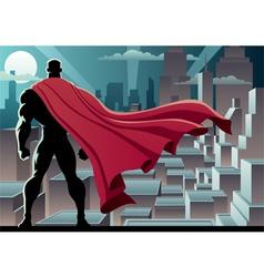 Superhero Watch 3 vector image