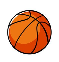 Basket ball vector