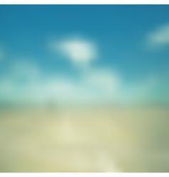 Defocused background vector image
