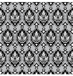 Background with seamless pattern four vector