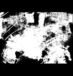 Grunge ink texture paper print 1 vector