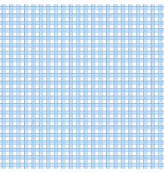 Blue white check seamless pattern vector