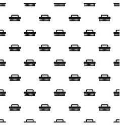 Cleaning brush pattern vector