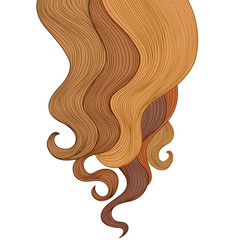 Hair background beauty salon poster vector