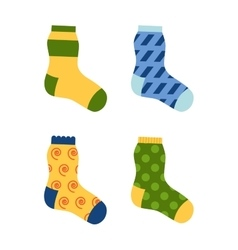 Sock icon isolated vector image