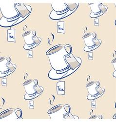 Teatime vector