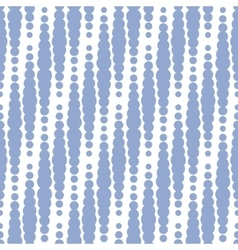 Geometric seamless pattern in pantone color of the vector image vector image