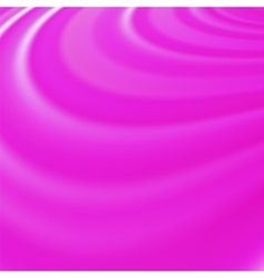 Abstract Glowing Pink Waves vector image vector image