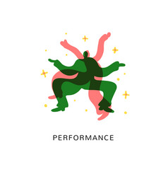 Performance abstract vector