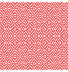 abstract graphic seamless pattern vector image