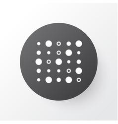 Data structure icon symbol premium quality vector