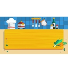 Kitchen Background vector