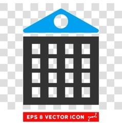 Multi-Storey House Icon vector image