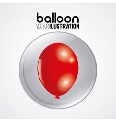 Celebration icon design vector image