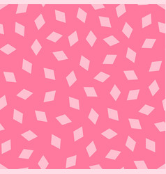 seamless simple colorful pattern bright vector image