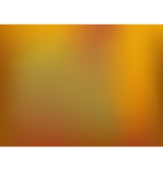 orange defocused background vector image