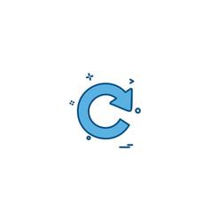 user interface icon deisgn vector image