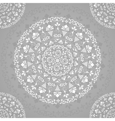 Ornamental Seamless Lace Background vector