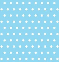 Popular blue vintage dots abstract pastel pattern vector