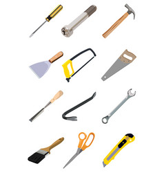 Tools supplies vector