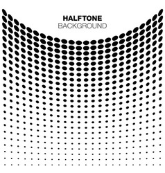 Abstract Halftone Background for your design vector