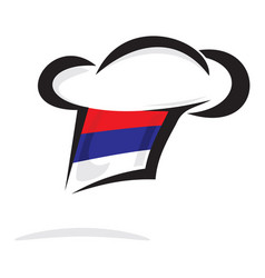 Serbian cuisine vector