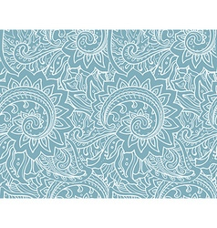 Seamless pattern with traditional oriental vector image vector image