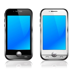 Cell phones vector